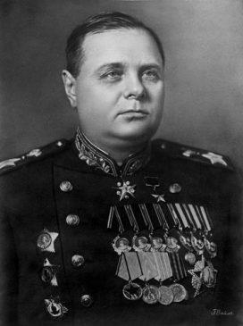 Маршал Советского СоюзаКирилл Мерецков