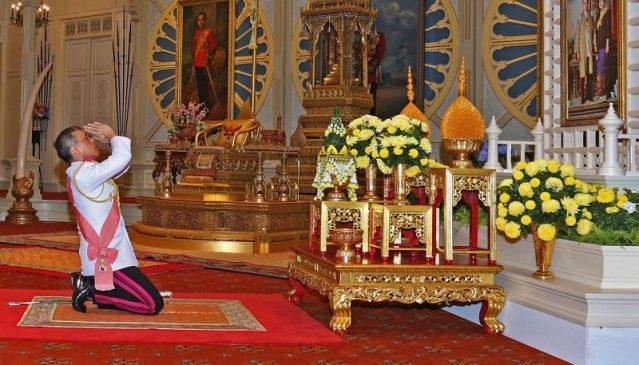 Новый король Таиланда Рама X