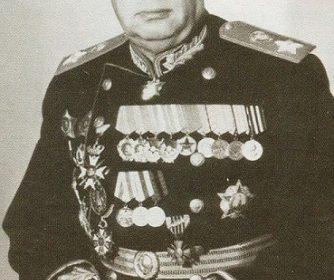 Маршал Советского Союза Фёдор Толбухин