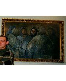 САВКЕ ІШТВАН ПІСЛЯ РАБОТИ, 1946, зникнення 22.05.2009 в Закарпатській області