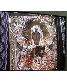 Ікона ЗНАМЕНІЕ, 18-19, зникла з Церкви у Закарпатській області 16.01.2004