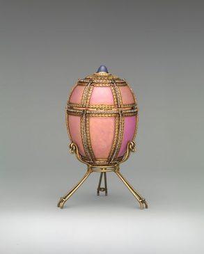 1890 год - пасхальное яйцо «Датские дворцы»