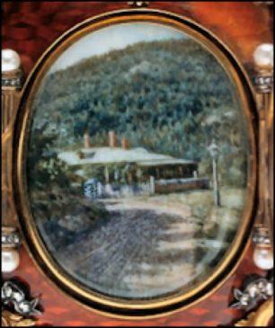 1893 год - пасхальное яйцо «Кавказское»