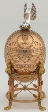 1898 год - императорское пасхальное яйцо «Пеликан»