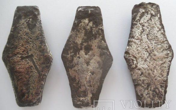 Гривна Киевского типа (3 шт)