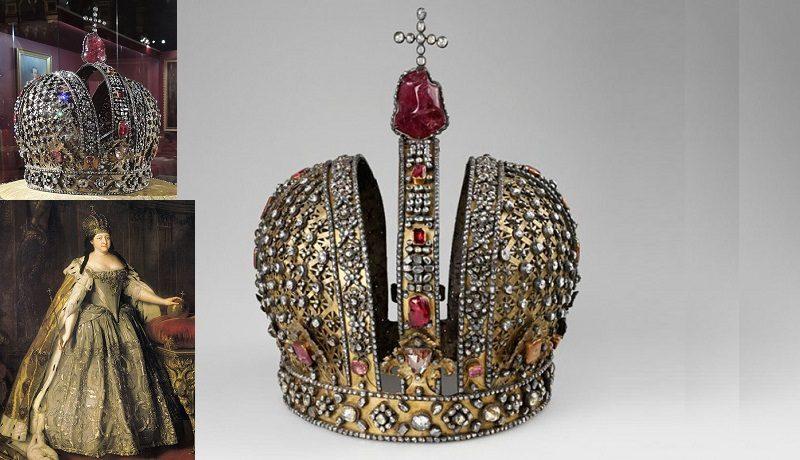 Корона императрицы Анны Иоанновны