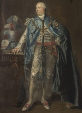 Джордж Ньюджент-Темпл-Гренвилл, 1-й маркиз Букингемский (1753-1813), лорд-лейтенант Ирландии