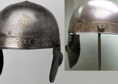 Шлем (шишак) царя Михаила Романова