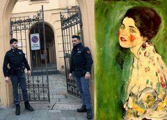 В Италии нашли картину Густава Климта «Портрет женщины», украденную 22 года назад