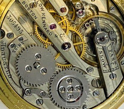 Часы Vacheron & Constantin. Золото 750
