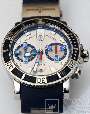 Швейцарские часы Ulysse Nardin, модель 8003-102