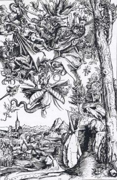 Лукас Кранах Старший «Искушение Святого Антония»