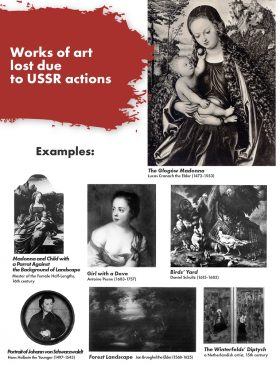 Польша обвинила СССР в краже ряда произведений искусства во время освобождения от нацистов