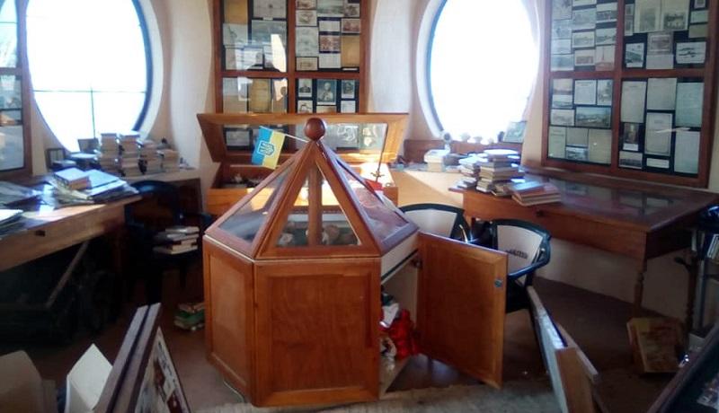 """В Одессе дважды за выходные обокрали музей """"Пороховая Башня"""""""