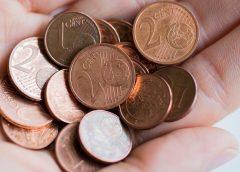 В Евросоюзе из обращения могут изъять одно- и двухцентовые монеты