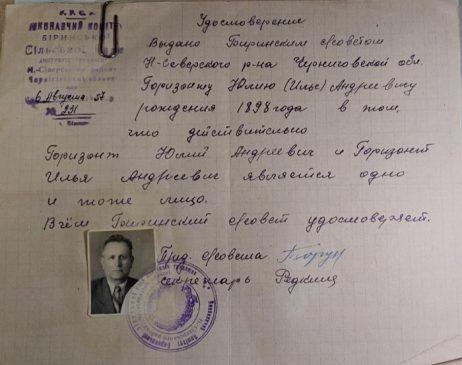Горизонт Юлий Андреевич (от рождения Хохлов Илья Андреевич)