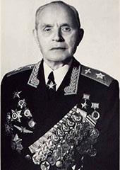 Маршал авиации Филипп Агальцов