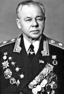 Маршал войск связи Николай Алексеев