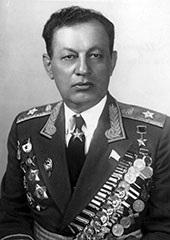 Главный маршал бронетанковых войск Амазасп Бабаджанян