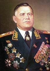 Маршал Советского Союза Андрей Еременко