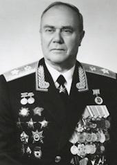 Маршал войск связи Андрей Белов
