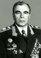 Маршал авиации Федор Фалалеев