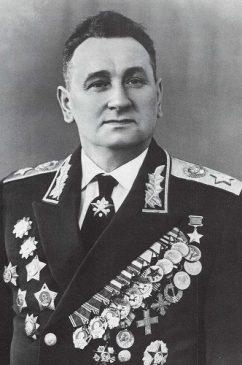 Маршал Советского Союза Андрей Гречко