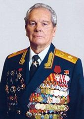 Генерал армии Анатолий Грибков