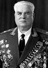 Генерал армии Иванов Семен