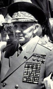 Маршал Советского Союза Кирилл Москаленко