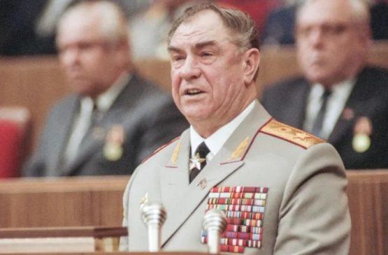 Министр обороны СССР и последний Маршал Советского Союза Дмитрий Язов