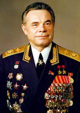 Главный маршал авиации Павел Кутахов