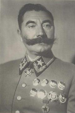 Маршал Советского Союза Семен Буденный