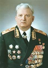 Маршал Советского Союза Семен Куркоткин