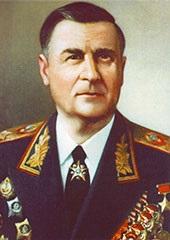 Маршал Советского Союза Василий Соколовский