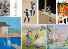Топ-10 самых дорогих лотов на аукционе Sotheby's в феврале 2020 года