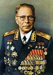 Маршал Советского Союза Дмитрий Устинов