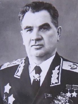 Маршал Советского Союза Василий Чуйков