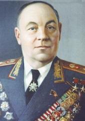 Маршал Советского Союза Матвей Захаров