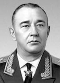 Маршал артиллерии Георгий Передельский
