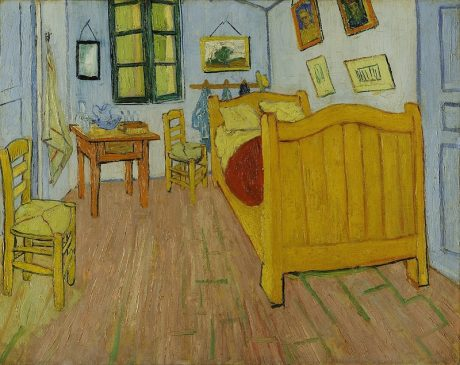 "Ван Гог ""Спальня в Арле"" (октябрь 1888)"