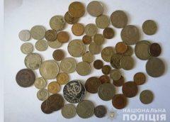 В Сумской области наркоман украл коллекцию монет и продал за бесценок