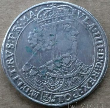 Талер Владислава IV 1647