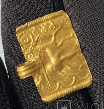 Коллекция золотых подвесок 27,90 грамм
