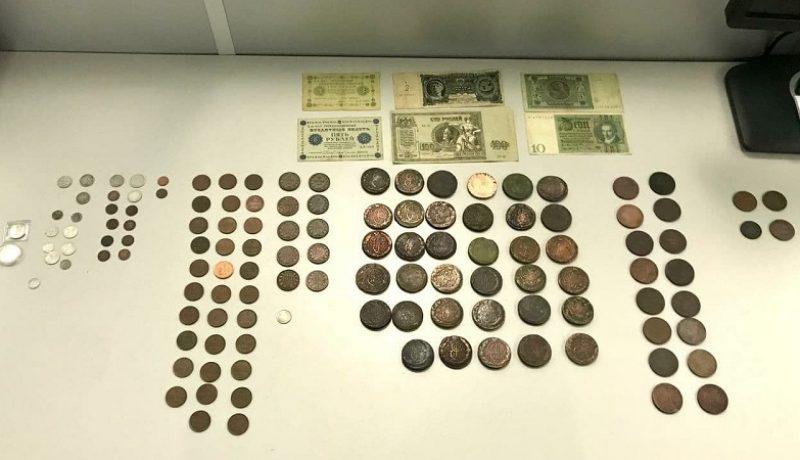 Таможенники в «Борисполе» не выпустили в Израиль коллекцию монет